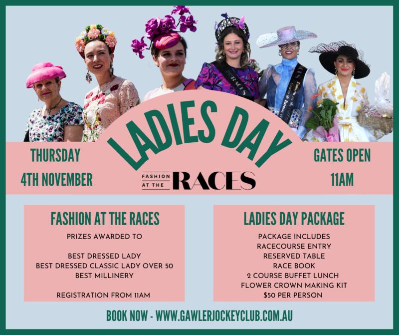Gawler Ladies Day 2021