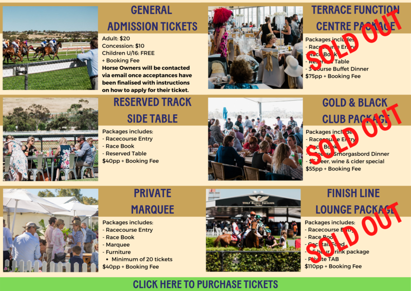 Gawler Cup Package V3